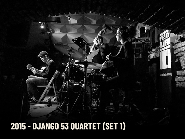 Django 53 Quartet (set 1)